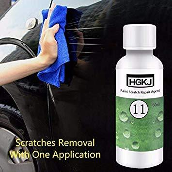 Casavidas HGKJ-11-20 ml Auto Kratzer Reparatur Flüssigkeit Polieren Wachs Lackreparatur Auto Polish Glas Lackpflege