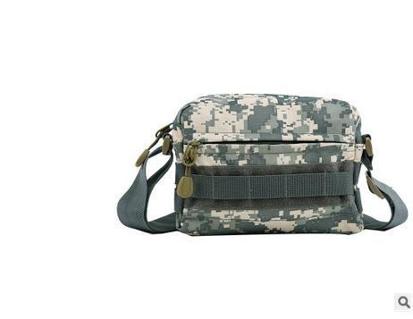 Zll/New Model Army Fan Taschen Sport Outdoor Sports Tactical Tasche Sport und Freizeit Fashion Handtaschen acu