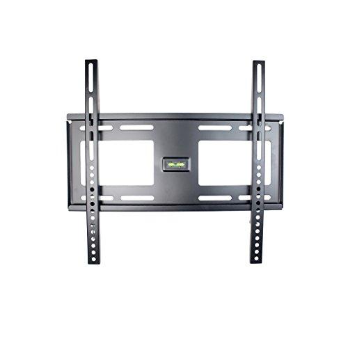 Homelx Swivel Wandhalterung Brackets, 26-55 Zoll LED LCD-Display TV PC Laptop Computer Bildschirm Wand Rack, maximale Belastbarkeit 132lbs, Max VESA 400 * 400mm, schwarz
