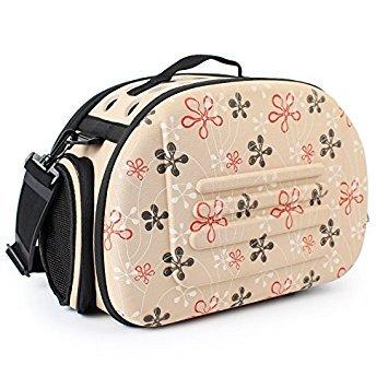 Tragbare Pet Cat Dog Carrier Käfig klappbar Travel Zwinger-Faltbare Transportbox Outdoor Schultertasche für Klein Animal Puppy Kitty -