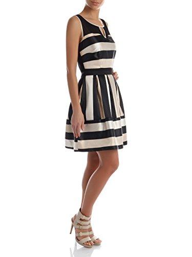 RINASCIMENTO - Femme robe sans manches cfc0078986003 Nero - Oro