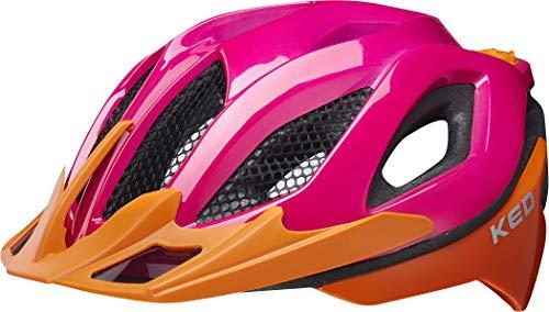 KED Spiri Two Helmet pink orange Kopfumfang M | 52-58cm 2019 Fahrradhelm