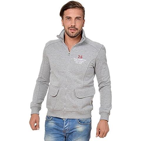 M.Conte Men Polo-Shirt Polo-Sweat Camisas de polo para los hombres Ouray
