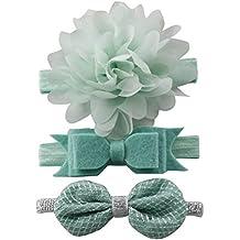 di prim'ordine più amato acquista per il più recente Amazon.it: cerchietto fiori capelli - Verde