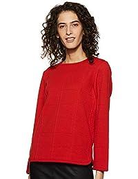 Marks & Spencer Women's Checkered Regular fit Top