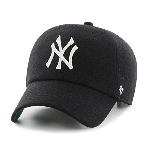 47 Brand MLB New York Yankees Droper Cap - Black