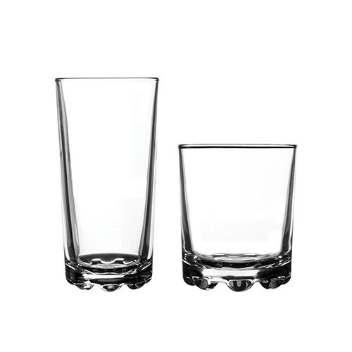 ravenhead-12-piece-essential-glassware-hobnobs-drinking-glass-set-clear