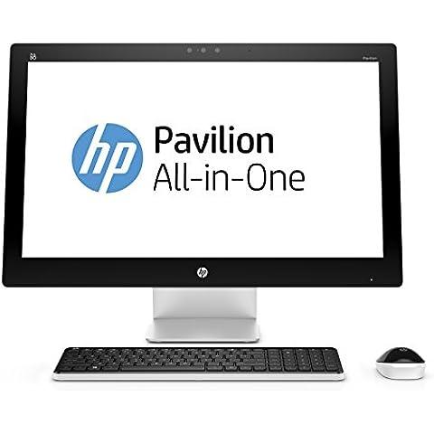 HP 27-n101nl Pavillion Desktop All-in-One, Display da LED FHD 27