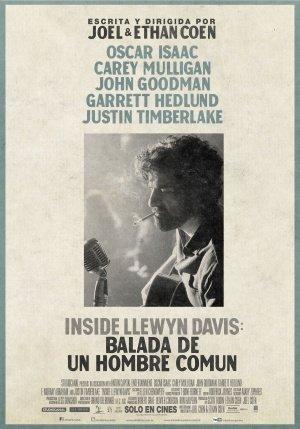 Inside LLEWYN Davis - Argentinian - Movie Wall Art Poster Print - 43cm x 61cm / 17 Inches x 24 Inches A2 Joel Ethan Coen -