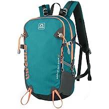 XSY 35L Mochilas Senderismo Mujer y Hombres Mochila Deportes Alpinismo Impermeable para Aire Libre Escalada Acampa