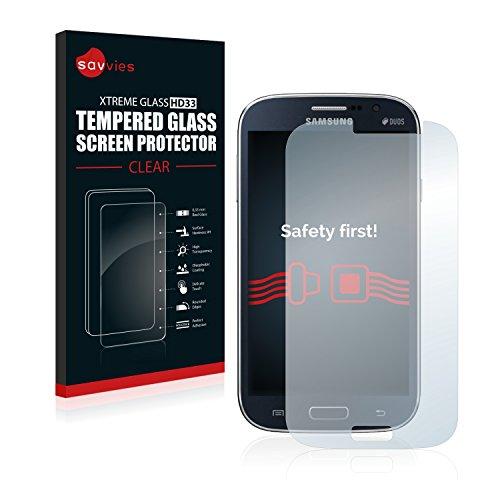 Samsung Galaxy Grand Neo Plus Panzerglas [1er Pack] - Panzerglasfolie Glasfolie Schutzfolie 9H Hartglas (Samsung Galaxy Grand 1)