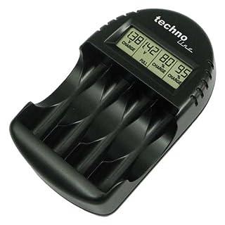 Technoline BC 250 - Caricabatterie, colore: Nero (B002UILVNK) | Amazon price tracker / tracking, Amazon price history charts, Amazon price watches, Amazon price drop alerts