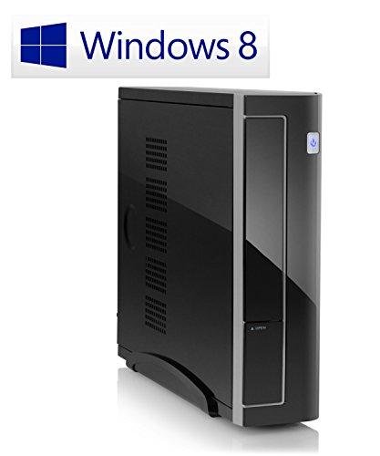 Mini-PC CSL Mini-ITX 5350 SSD / Win 8.1 - AMD...