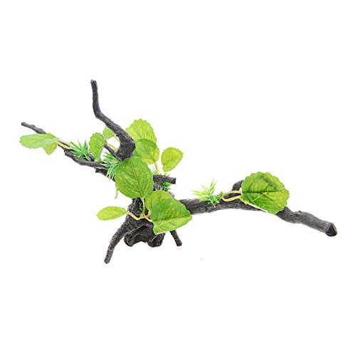 Saim Aquarium Ornament Künstliche Tree Root W Kunststoff Pflanzen Decor, 2 -