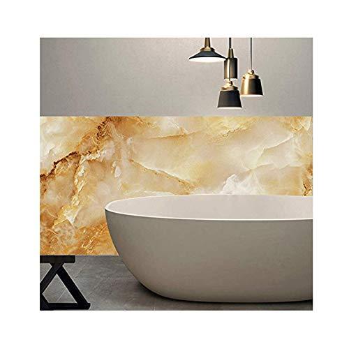 APSOONSELL Granit Marmor Effekt Tapete Selbstklebende Peel Stick Rolling Sticker Wand Aufkleber für...