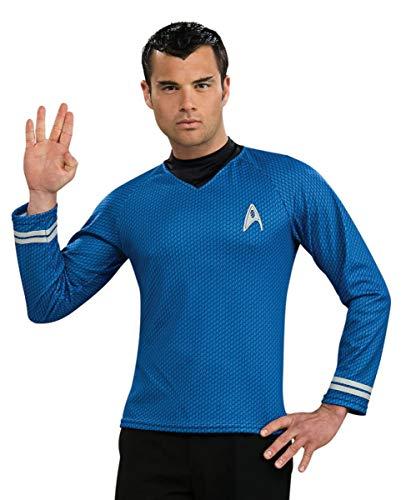Horror-Shop Star Trek Mr. Spock Kostüm Oberteil ()