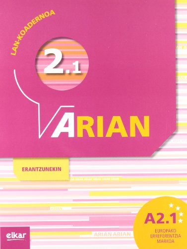 Arian A2.1 Lan-koadernoa (+erantzunak)
