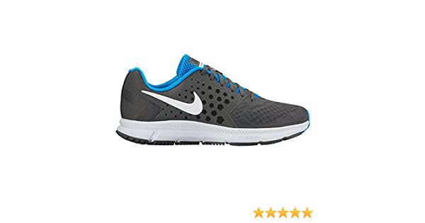 5d4aaa0ef114 Nike Men s Zoom Span Grey Running Shoes(852437-009)  Buy Online at Low  Prices in India - Amazon.in