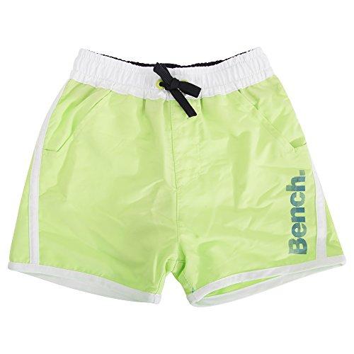 Bench Kinder/Jungen Breakerwave Bade-Shorts mit Kontrast (13-14 Jahre (164)) (Grün)