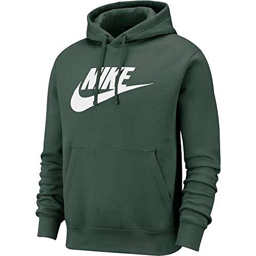 Nike Herren Sportswear Club Fleece Hoodie Grün M
