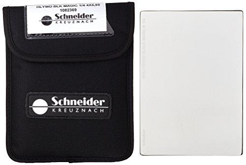 Black Magic Filter (Schneider-Kreuznach 1082369 MPTV Hollywood Black Magic Filter 1/4, 10,16 x 14,35 cm (4 x 5,6 Zoll) schwarz)