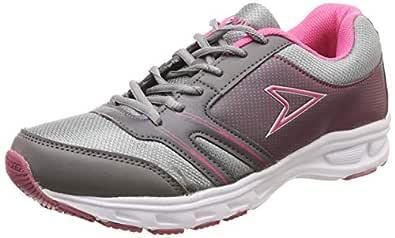 Power Women's Vigour Pink Running Shoes-3 UK (36 EU) (5395009)