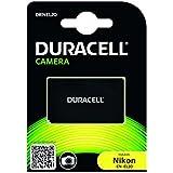 Duracell DRNEL20 Batterie pour Nikon EN-EL20 Appareil photo numérique Noir