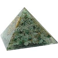HARMONIZE Aventurin Herz-Chakra-Pyramide Orgon Spiritual Reiki Kristall-Energie-Generator preisvergleich bei billige-tabletten.eu