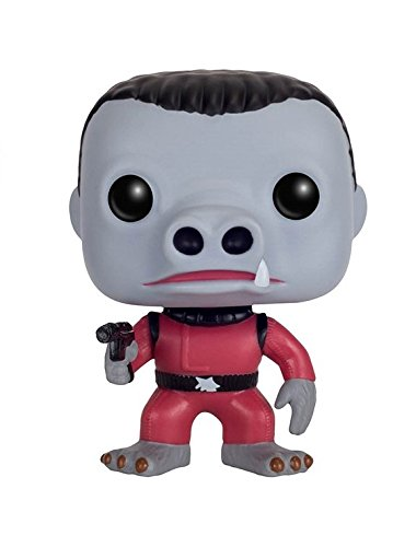 Funko POP! Star Wars Red Snaggletooth Smugglers Bounty Exclusive #70 Vinyl by POP! Vinyl Star Wars Bobble Head