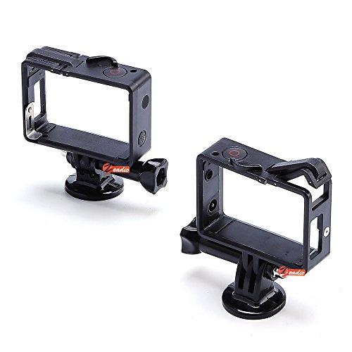 Zeadio Cadre de protection avec adaptateur standard pour GoPro HD Hero4, Hero3+, Hero3