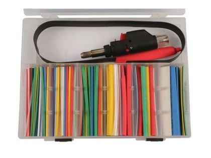 Laser 6076-Torcia con guaine termorestringenti, confezione da 162