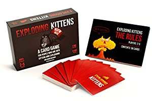 Exploding Kittens: NSFW Edition (Explicit Content)