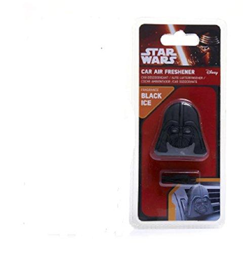 Global Accessories Ambientador para Darth Vader de Star Wars en 3D