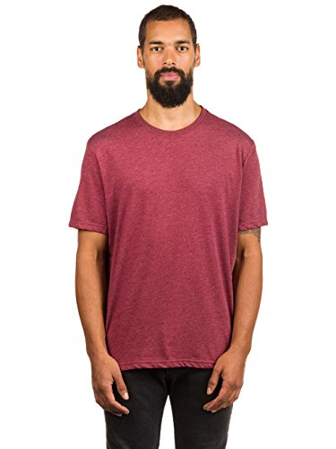 Element Basic Crew T-Shirt syrah heather