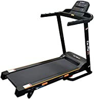 Co-Maxx by Acme 2 HP (3.5 HP at Peak) Motorized Multi-Function Treadmill with LCD Screen for Home Use (Free In