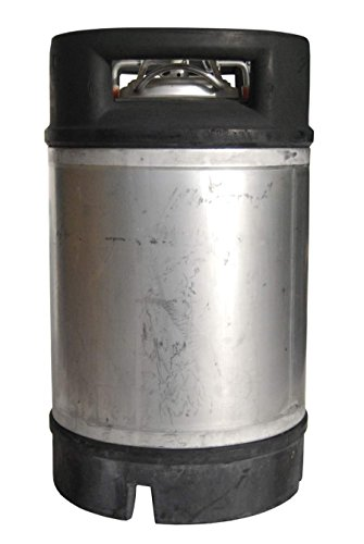 Soda-keg (Bierfass Edelstahl / NC Druckfass / Soda-Keg 9,45 Liter)