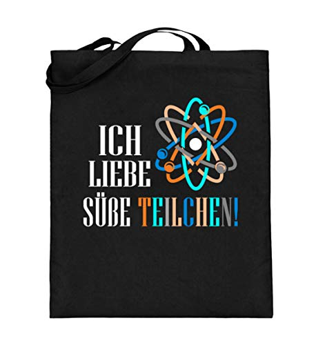 Chorchester Für Physiker, die Süße Teilchen Lieben - Jutebeutel (mit langen Henkeln)