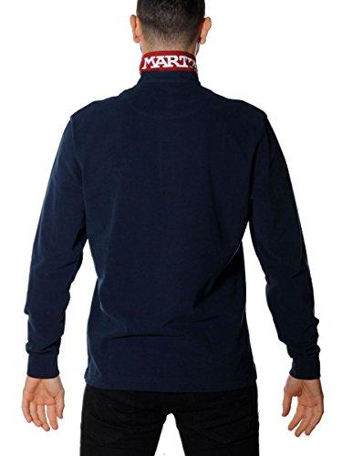 La Martina Herren Poloshirt 07017 Navy