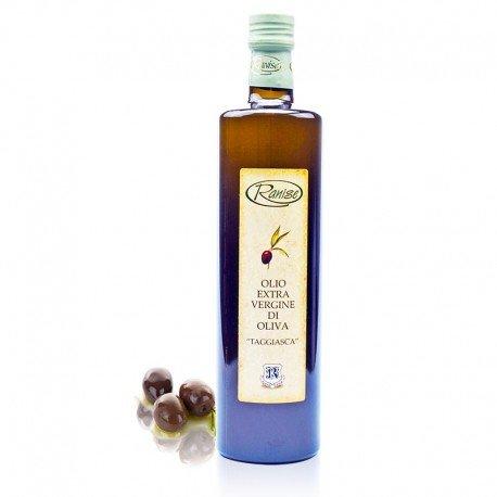 Olioextravergine di olive taggiasche 100% italiano spremuto a freddo