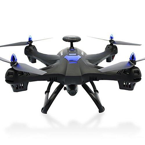 WYXlink Globale Drohne 6-Achsen X183 mit 2MP WiFi FPV HD Kamera GPS Brushless Quadcopter