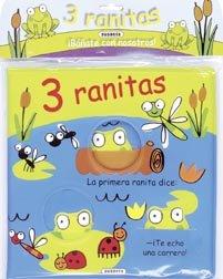Tres ranitas - bañate con nosotros (Banate Con Nosotros/ Take a Bath With Us) por Aa.Vv.