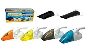 Mini Vacuum Cleaner for Your Desk - Connects to USB - Boys Perfect Ideal Christmas Stocking Filler Gift Present