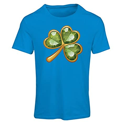 T shirts for women Irish shamrock St Patricks day clothing