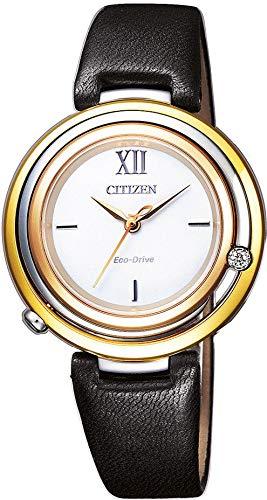 Citizen Elegance EM0656-15A Reloj de Pulsera para mujeres