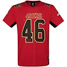 NFL San Francisco 49ers Camiseta Rojo