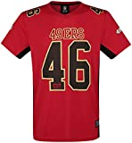 NFL San Francisco 49ers T-Shirt Rosso L