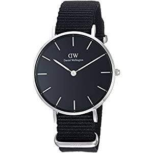 Daniel Wellingon Petite Cornwall – Reloj de Pulsera, Color Negro