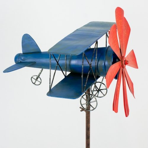 carillon-metal-avion-metal-eolienne-biplan-jardin-decorations-bleu