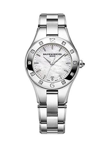 baume-mercier-ma010035-reloj-de-pulsera-mujer-acero-inoxidable-color-plata