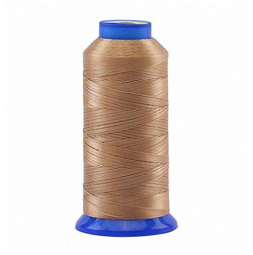 9a3e59590e Selric®   22 colores disponibles   1500 yardas Resistente a UV alta  resistencia 100 % poliéster Hilos de coser T70   69